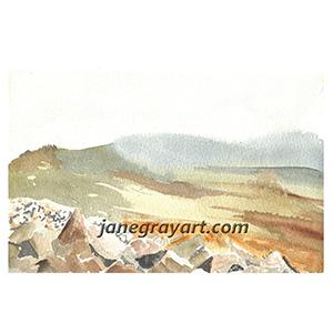 Printable Mountain Wall Art